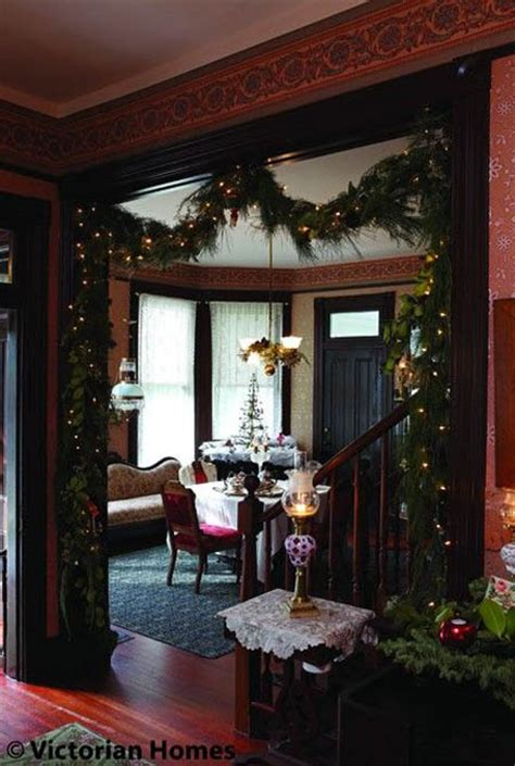 victorian home decor ideas 30 exquisitely stunning victorian christmas decorating