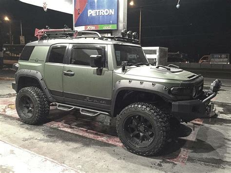 best 4x4 for road the best toyota fj cruiser i seen road