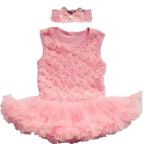Dress Baby 0 12 Month new infant dress for 0 12 month baby ruffles tutu