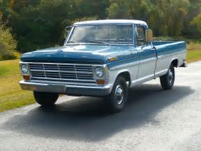 69 Ford Truck Newer But 69 Ford F100 Mint2me