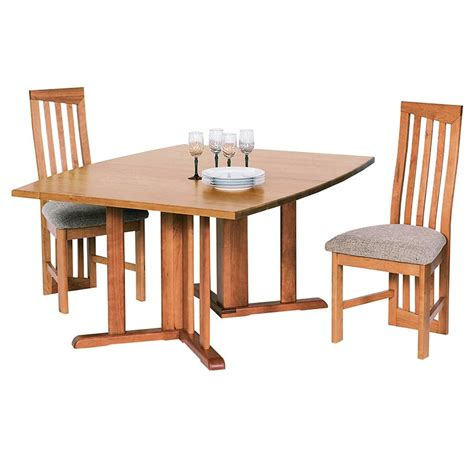 modern pedestal dining table eco friendly boat top