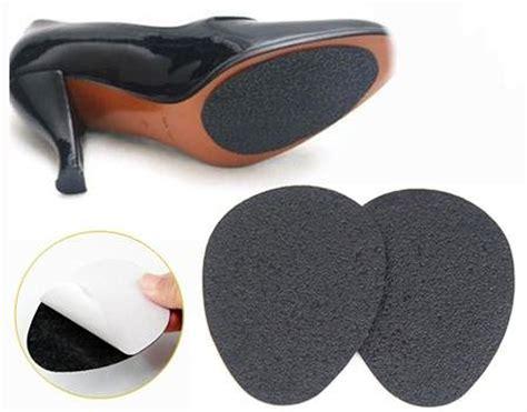 shoe grip anti slip stick on shoe grip pads self adhesive non slip