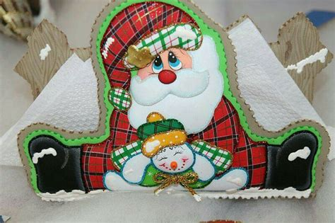 imagenes de navidad foami papa noel goma eva navidad goma eva pinterest noel