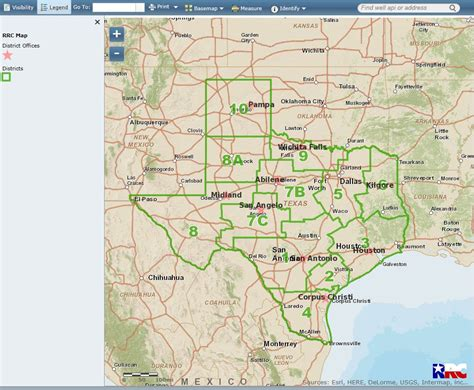 texas railroad commission map texas railroad commission s new gis viewer up and running and gas lawyer july 2 2014