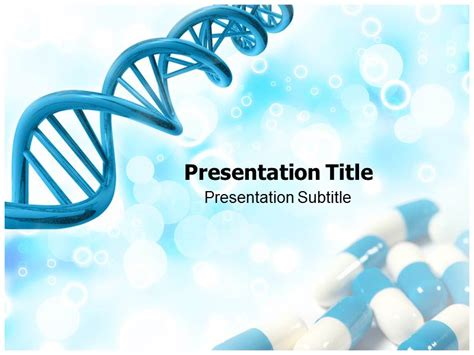 Disease Powerpoint Template Disease Powerpoint Template Free Powerpoint Presentation Templates For Biology Free Biology
