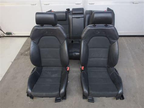 Audi Sportsitze by Audi A4 B7 8e Avant S Line Sitze Lederausstattung