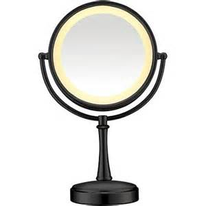 Makeup Mirror With Lights Ulta Conair Black Touch Lighted Makeup Mirror Ulta