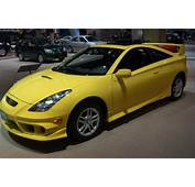 Toyota Celica SS I Coupe 2003