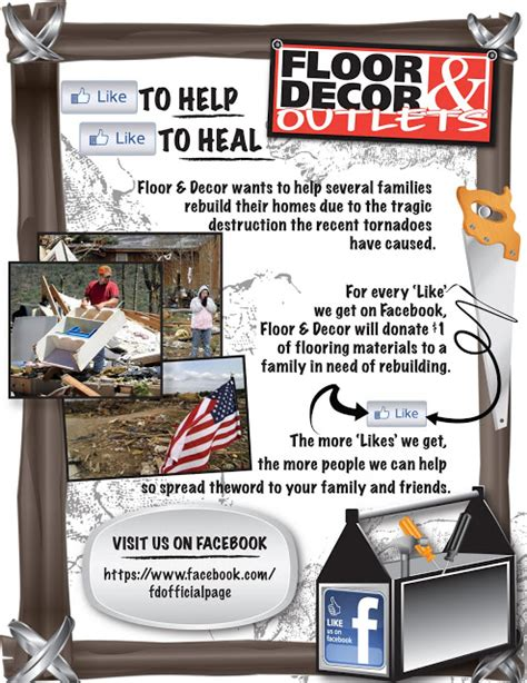 floor and decor orlando florida floor and decor outlets floor and decor in orlando giving back to tornado victims