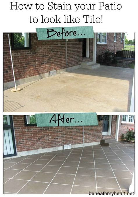 how to get stains concrete patio 25 best ideas about concrete patio cost on
