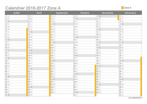 Dates Vacances Scolaires 2016 Calendrier Scolaire 2016 2017 Newhairstylesformen2014