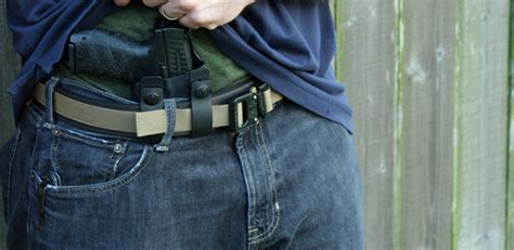 most comfortable concealed carry gun is this the most comfortable secure concealed carry