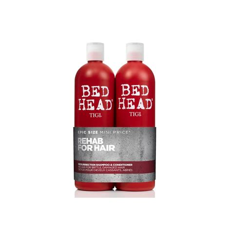 bed head shoo tigi bed head urban antidotes resurrection shoo tigi tigi