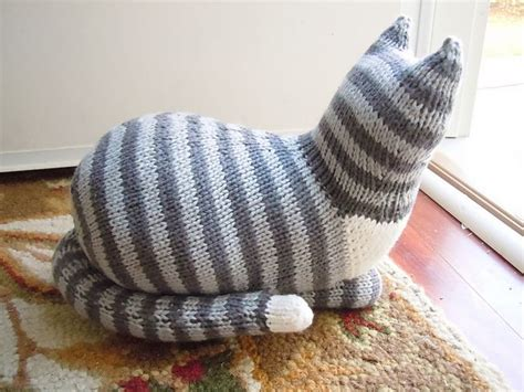 knitting pattern cat motif the parlor cat pattern knitting patterns and crochet
