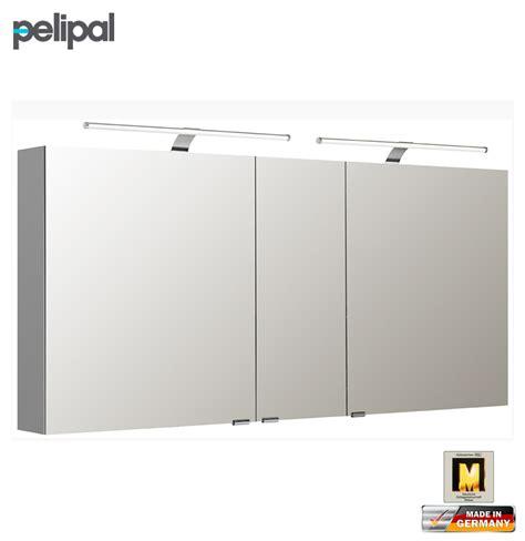 spiegelschrank 150 cm pelipal neutraler spiegelschrank 150 cm mit led