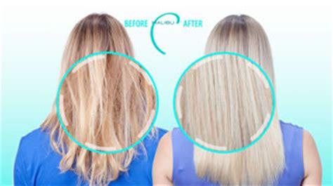 Malibu Hair Treatment For Iron | malibu c