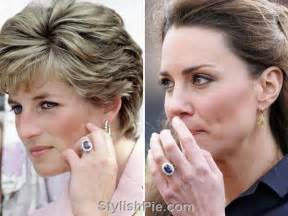 princess diana engagement ring stylish pie
