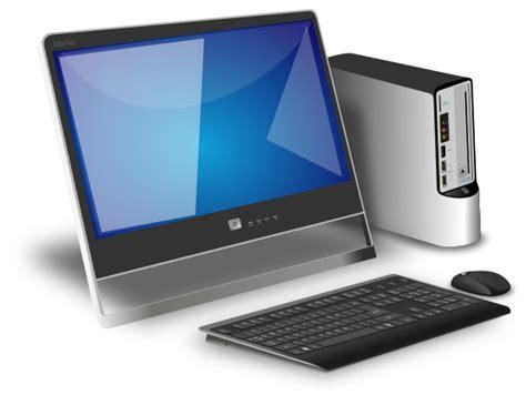 clipart pc free desktop computer clip
