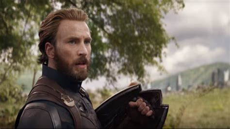 A Time Coming Evan chris suggests his time as captain america may be coming to an end news