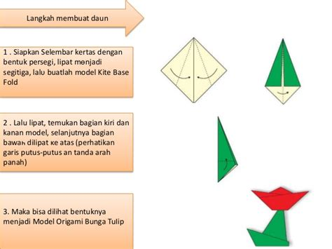 tutorial origami bunga lily cara buat origami bunga lily tutorial origami handmade