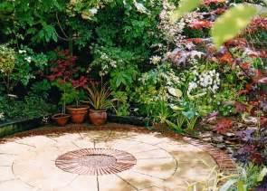 Patio Garden Design Images Plushemisphere Steps To Create A Comfortable A Patio Garden