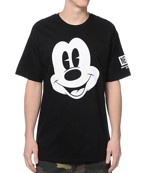 Miky Blouse neff mickey shirt our t shirt