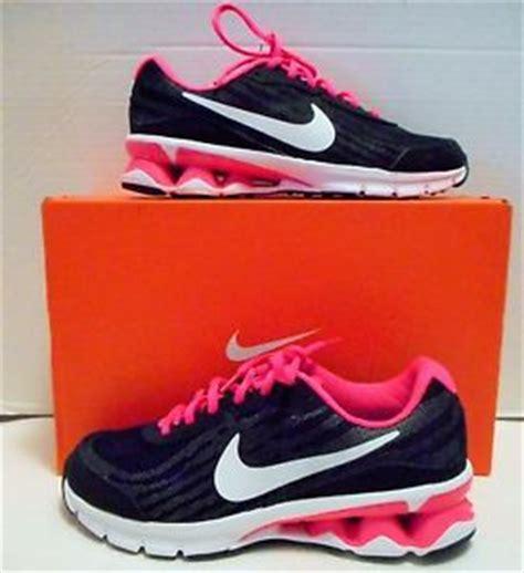 nike reax run 5 womens running shoe nib nike womens reax 9 run running shoes black hyppink