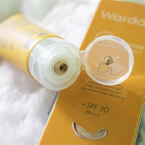 Serum Wardah Kuning favourite items wardah c defense serum dd bekika