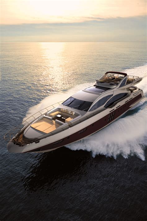 luxury boats azimut step up their game in the super yacht market