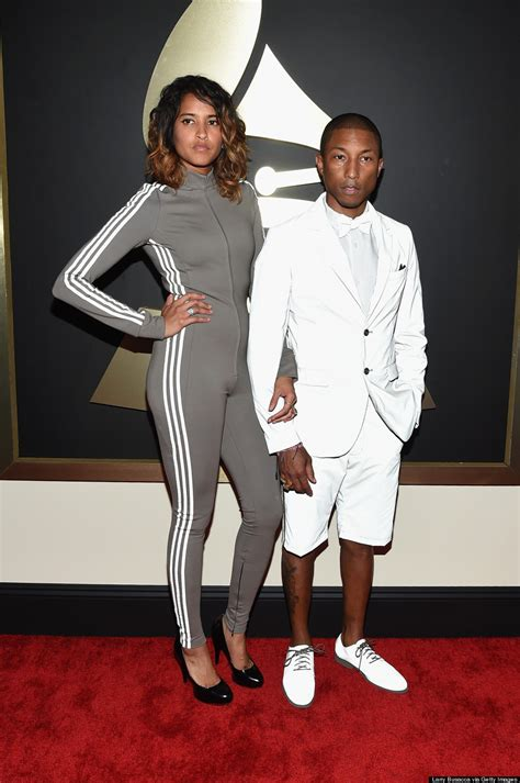 pharrell wife ethnicity pharrell williams grammys 2015 outfit fooled us all