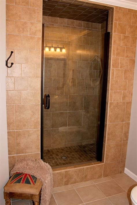 Custom Showers Custom Tile Shower Bathroom