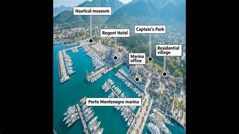 montenegro porto porto montenegro monte karlo u crnoj gori crna gora