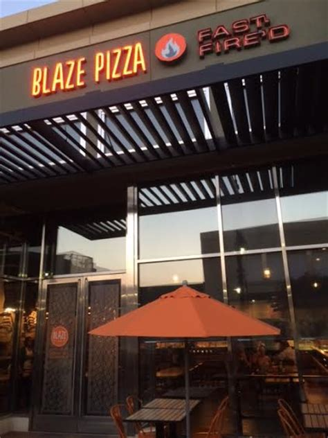 table pizza rancho cucamonga coupons restaurant of the week blaze pizza the david allen