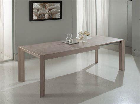 tavolo da cucina allungabile rettangolare tavolo rettangolare allungabile delta