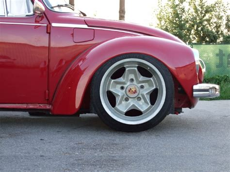porsche wheels on vw thesamba com gallery porsche wheel on beetle