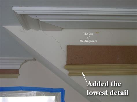 How To Put Up Crown Molding On Kitchen Cabinets 10how To Cut Crown Molding Returns Kitchen Buildup The Of Moldings