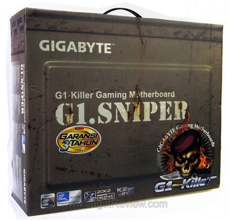 Meja Motherboard review motherboard g1 sniper g1 assassin versi murah