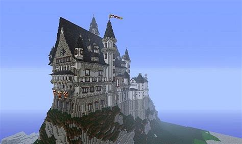 Whats A Floor Plan Castle Neuschwanstein Kathos Minecraft Project