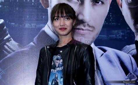 film malaysia cinta dari surga ari wibowo bantu melayu nicole berakting di sinetron cinta