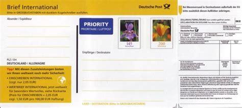 brief international blumen ganzsache zu 3 45 187 briefmarken tageszeitung deutsche briefmarken zeitung