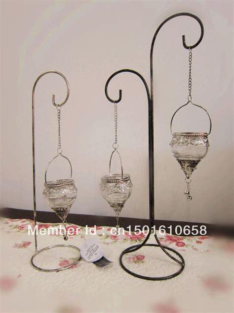 manualidades candelabros europea estilo adornos de jard 237 n candelabro de vidrio