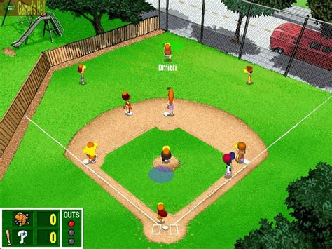 backyard baseball stadiums backyard baseball 2003 pc nerd bacon reviews