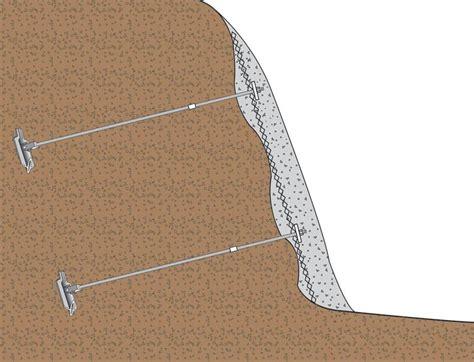 anchor into a concrete wall how to repair a retaining wall bob vila
