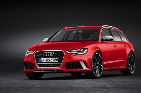 audi rs wagon audi launches 2014 rs6 avant plus