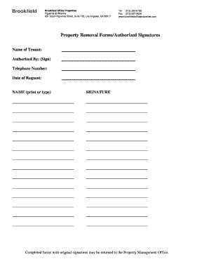 Free Property Management Forms Templates To Download Editable Fillable Printable Online Property Management Forms Templates