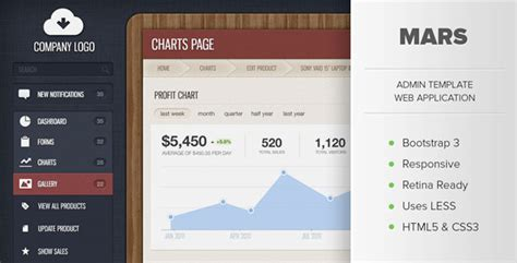 conquer responsive admin dashboard template gallery