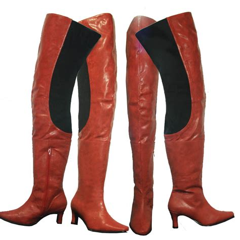 high heel thigh high boots styloss