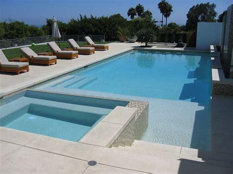 outdoor concrete pool table 17 best ideas about concrete deck on front