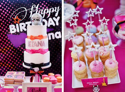 10 varieties of girlss dance that are great for kara s party ideas 187 girly rock star 8th birthday party
