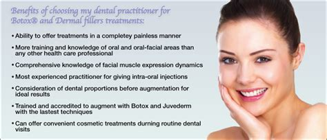 botox facial aesthetics cosmetic dentistry by dentists in benefits of choosing dr hughes for your botox needs the